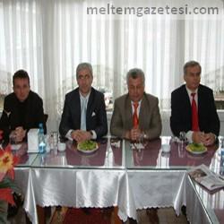 AK Partililer, Karacabey'in geleceğini konuştu