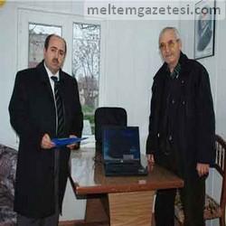 Selimiye Mahalle Muhtarlığı'na diz üstü bilgisayar