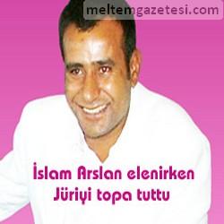 İslam'dan Popstar'a gergin veda