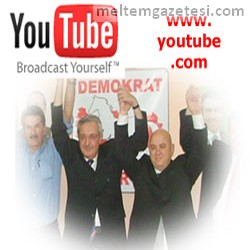 Karacabey Demokrat Parti You Tube'da