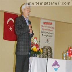 """""""Sınav Stresi Nasıl Atılır?"""" Konferansına yoğun ilgi"""