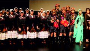 Karacabeyliler Derneği'nden Folklör Festivali