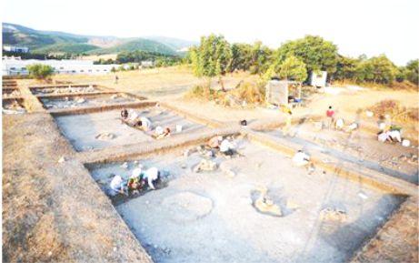 İlk Arkeoparkı Bursa'ya kuruluyor!