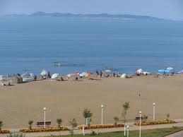 Karacabey sahillerinde  rahatça yüzebilirsiniz