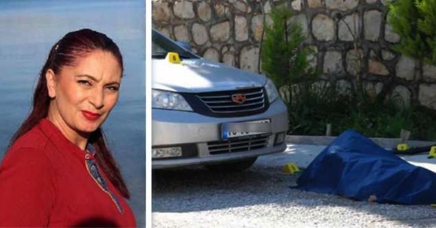 Eşini vurup, intihar etti
