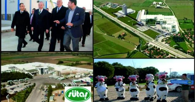 Sütaş'tan Tire'ye 65 milyon dolarlık dev yatırım