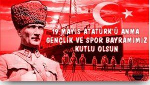19 Mayıs coşku ve gururla kutlanacak!