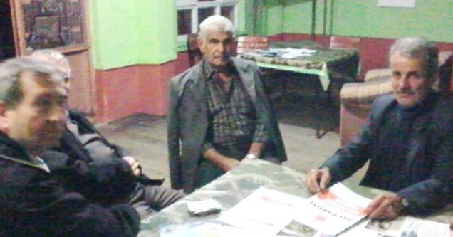 İşçi Partisi, köylüleri dinledi