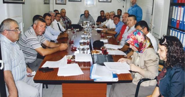 Kırmızı Et Üreticileri Birliği genel kurulunu gerçekleştirdi