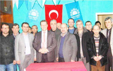 Kapanan HAS Parti AKP'ye katılıyor!