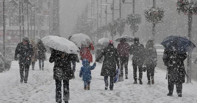 Karacabey'e yarın kar geliyor!