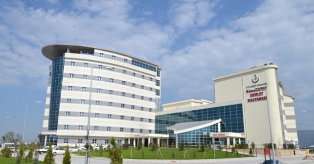 Hastane'ye yeni atamalar