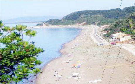 Karacabey'in plaj suları temiz çıktı!