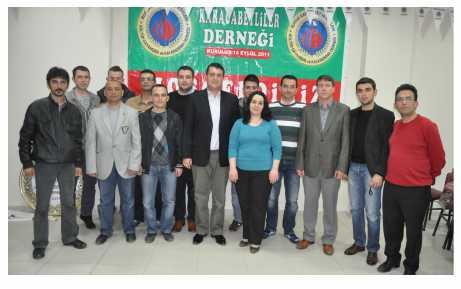 Karacabeyliler Derneği İlçe Teşkilatı yenilendi