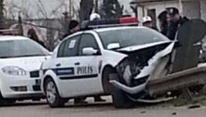 2 polis yaralandı!