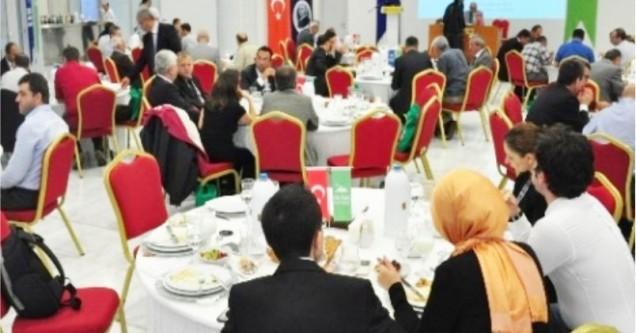 Bursa'daki 14 kent konseyi buluştu