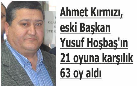 """Kızılay'da """"Ahmet Kırmızı"""" dönemi"""