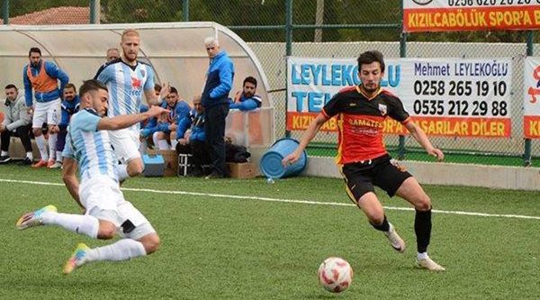 Birlikspor 1-1 Kızılcabölükspor
