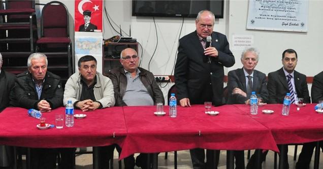 Eski başkanlar Koç'a destek istedi