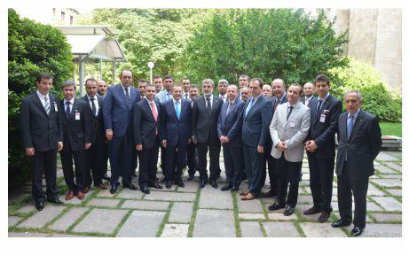 KTSO ve KTB'nin Ankara ziyareti