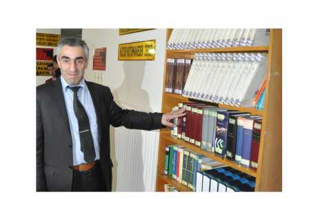 Kütüphaneler Haftası programına davet