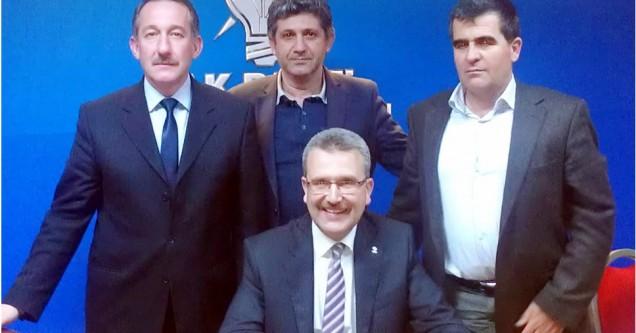 Özkan, meclis üyeliği listesine dikkat çekti