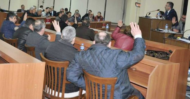 Meclis yılın ilk toplantısını gerçekleştirdi
