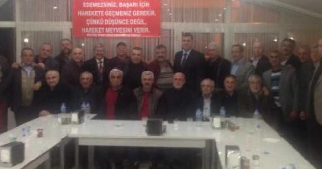 MHP'ye gönül verenler unutulmadı