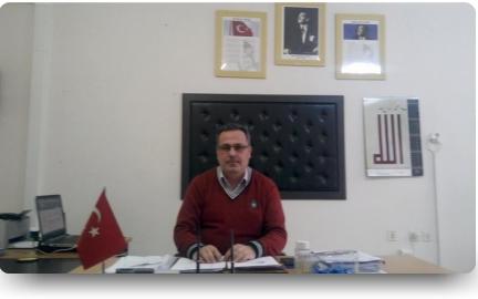 Fen Lisesi'nin yeni  müdürü Murat Deniz