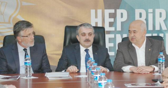 Murat Erol'a tebrik ziyaretleri sürüyor