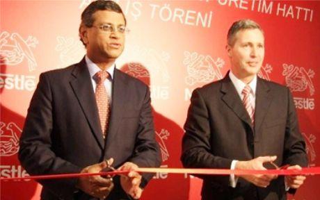 Nestle'den Karacabey tesislerine yatırım