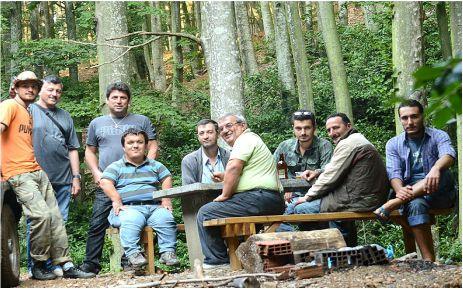 """Offroad Grubu'nun """"Ihlamur Ormanları"""" çıkartması"""