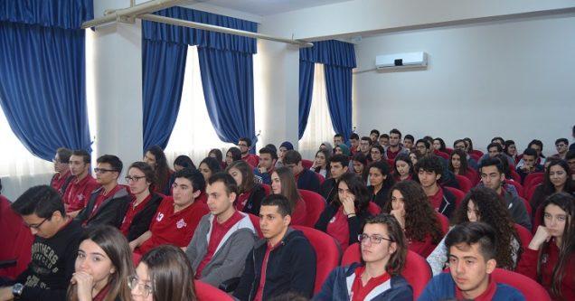 'Gençler ile Akademik Söyleşiler Projesi' başladı