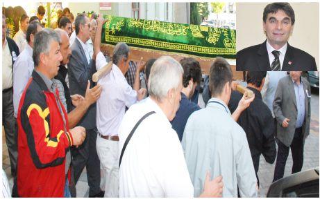 Orhan Karabaş son yolculuğuna uğurlandı