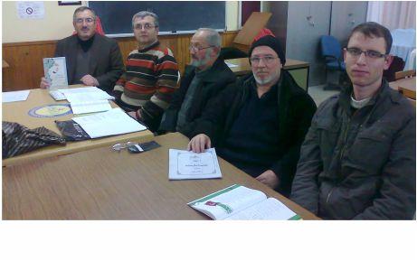 Osmanlı Türkçesi ilk kursiyerleri sertifikalandı