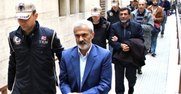 Gözaltına alınan HDP'liler adliyeye sevkedildi
