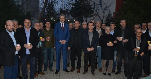 """Başkan Özkan: """"Halka hizmet hakka hizmettir"""""""