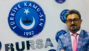 Türk Eğitim-Sen Bursa Meşe'ye emanet