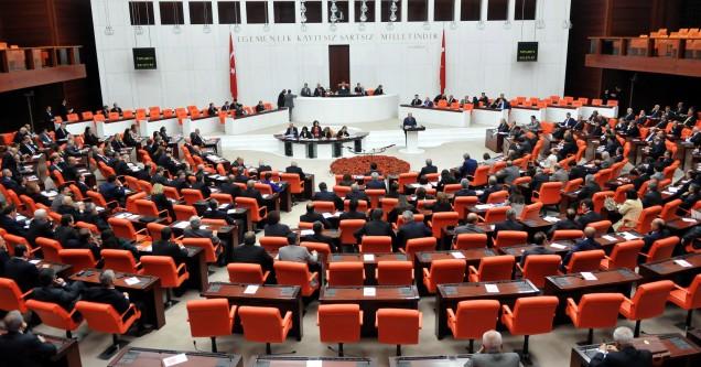 Meclis'teki kadın milletvekili sayısı azaldı