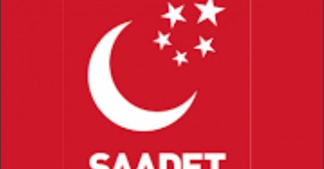 Saadet'ten seçim değerlendirmesi