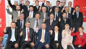 """Çavdarlı'dan """"meclis üyeliği listesi"""" değerlendirmesi"""