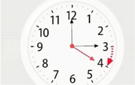 Saat uygulaması bu yıl son