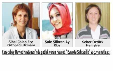 Sahte Rapor'a 1 yıl 15 gün hapis cezası!