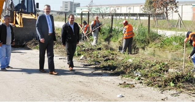 Belediye, Sanayi Sitesi'ne el attı