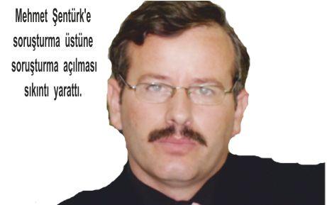 Şentürk'e yeni soruşturma