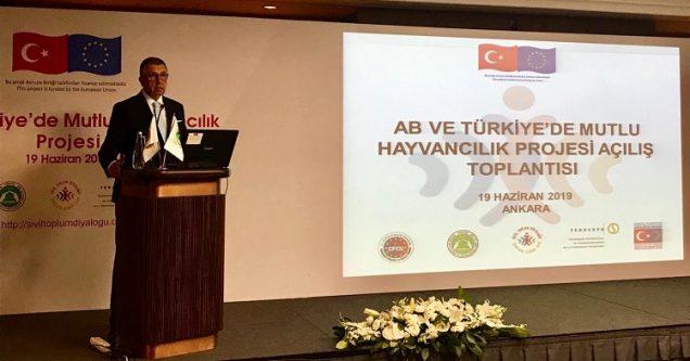 SETBİR'den AB Destekli Mutlu Hayvancılık Projesi!