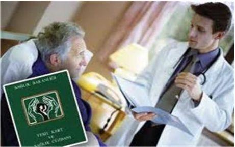 """SGK'dan """"Yeşil Kart"""" bilgilendirmesi!"""
