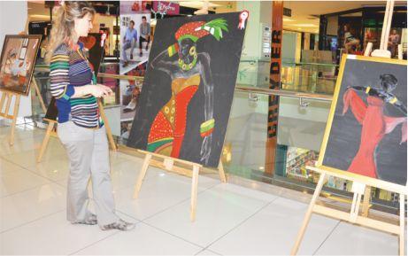 Sınav'ın ressamları sezonu kapattı