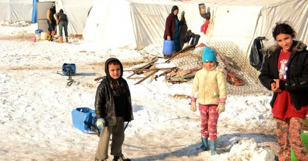 Belediye'den Suriyelilere yardım eli