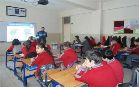 TDP, öğrencileri bilgilendirmeye devam ediyor
